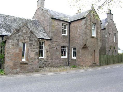 Cottage House Pictures forteviot village perthshire holiday cottage perth