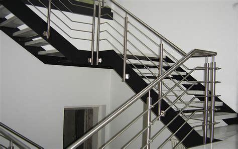 treppe edelstahlgeländer edelstahl gel 228 nder metallbau altenglan kusel