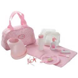 Baby doll accessories play set r8956