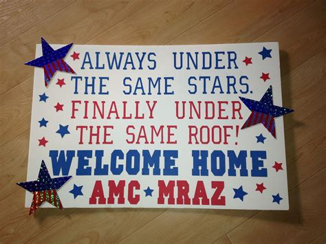 welcome home military decorations cute basketball poster ideas for boyfriend www imgkid