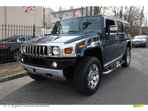 2008 hummer h2 for sale 2008 hummer h2 suv in limited edition ultra marine