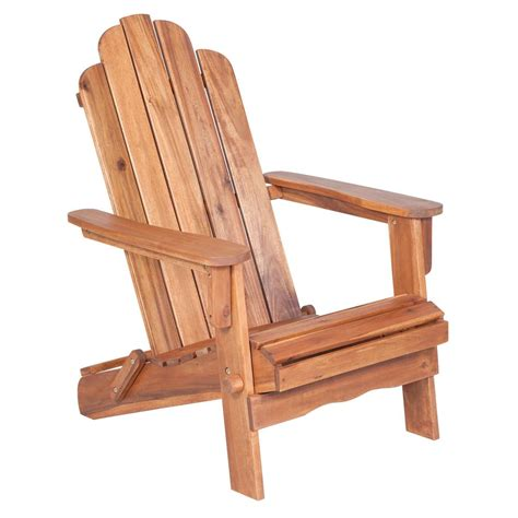 adirondack bench home milan outdoor folding wood adirondack chair folding