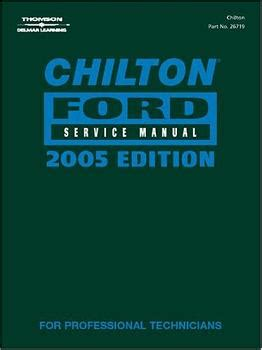 small engine service manuals 2005 lincoln ls security system 2005 chilton s ford mechanical service manual 2001 2004 coverage