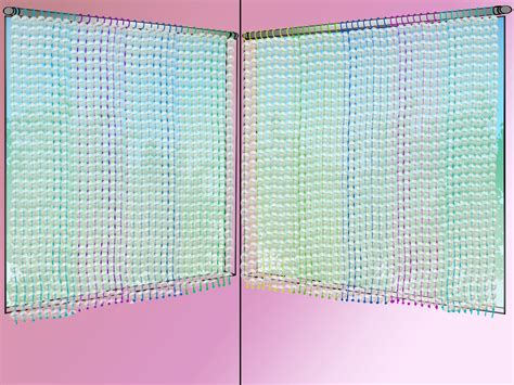 how to make bead curtains how to make beaded curtains 11 steps with pictures