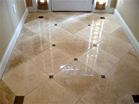 Entryway Tile Patterns Dots In Tile Setting By Dickie Done Right Tile