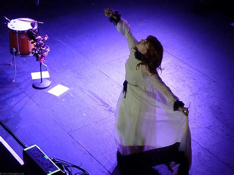 picture according 2 g part florence and the machine live at terminal 5 according 2 g