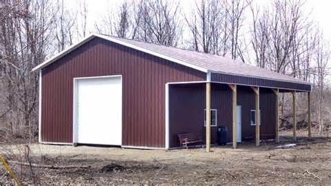sterling built pole barn garages gallery