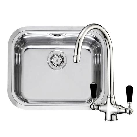 kitchen sink and tap packages reginox chicago sink and free thames tap sinks taps com