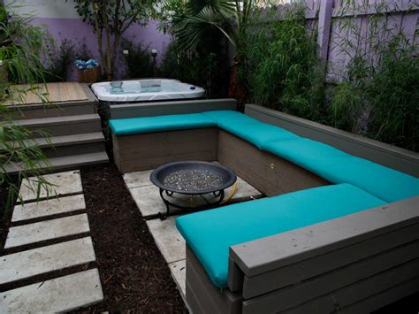 Patio Design Tub Pit Gorgeous Decks And Patios With Tubs Diy Patio