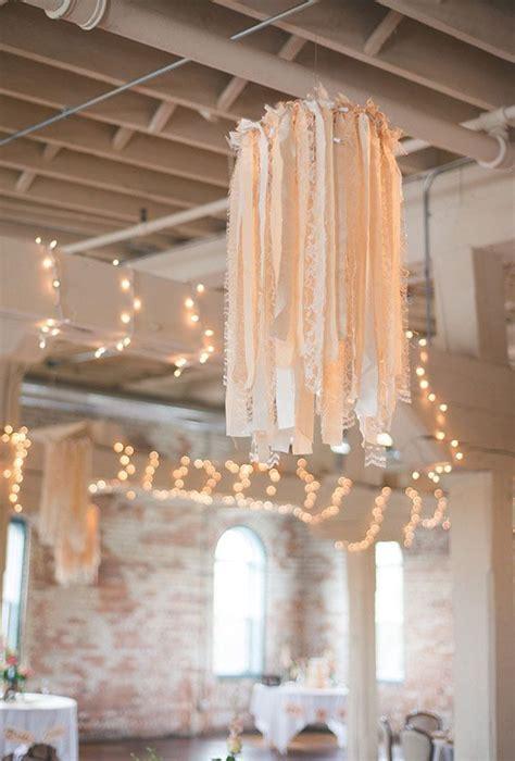 Peach Garland Wedding Decorations