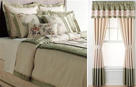 Ashlyn 8pc Comforter Sets Window Treatments Bedding Sets With Window Treatments