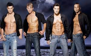 egos as big as their pecs after 20 years the chippendales