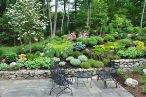 Backyard Hillside Landscaping Ideas by Jll Design Tackling The Yard