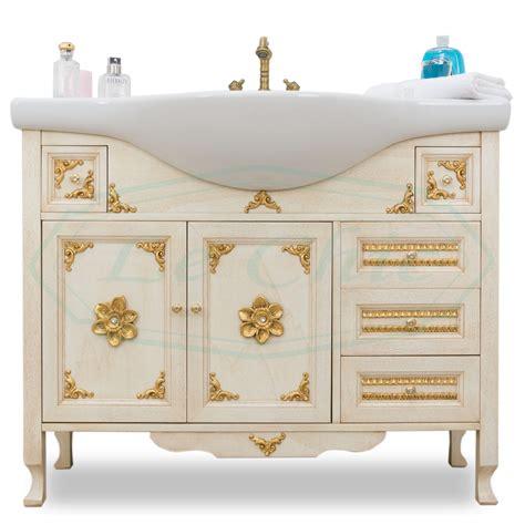 arredo barocco mobile bagno stile barocco veneziano impero foglia oro