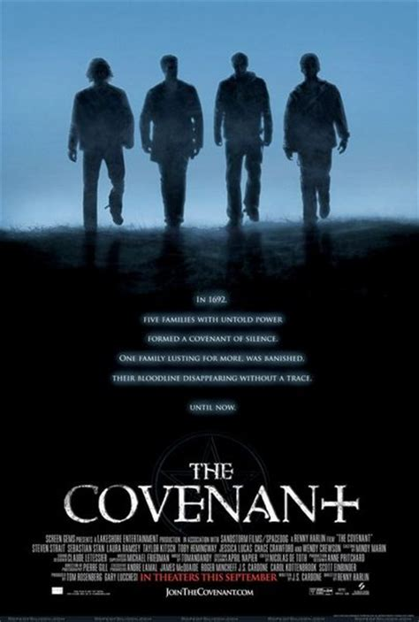 The Covenant the covenant my land