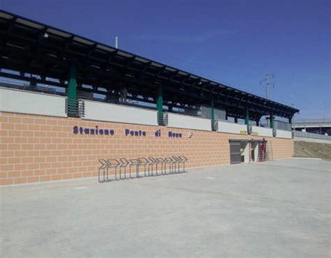ponte di nona la stazione ponte di nona aperta luned 236 4 aprile corriere it