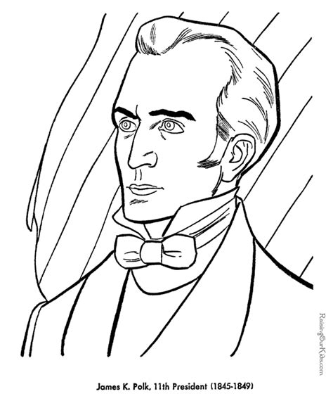 presidents day printable coloring pages coloring home