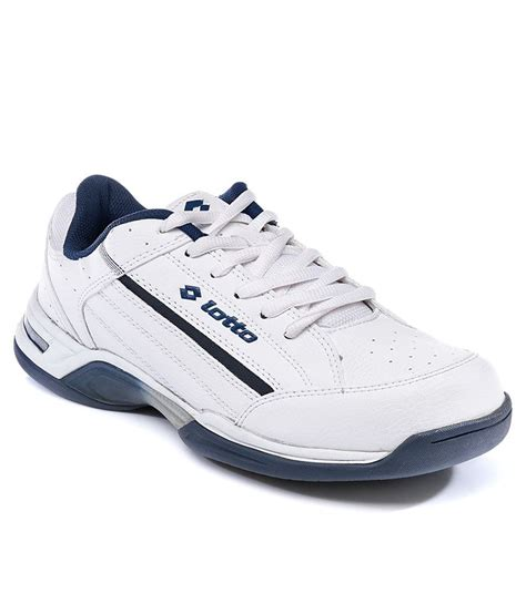 sports shoe lotto white sport shoe price in india buy lotto white