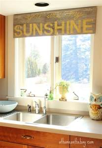 Kitchen Curtains Blinds These 20 Kitchen Curtains Will Lighten Brighten And