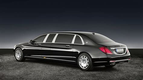 photos mercedes maybach s600 pullman guard price and specs