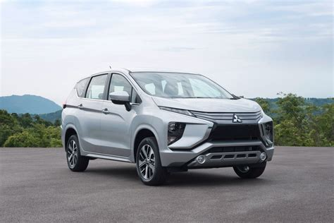 mitsubishi expander 2018 mitsubishi xpander looks like it came from outer