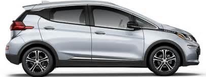 Electric Cars Canada Review 2017 Chevrolet Bolt Ev Electric Vehicle Chevrolet Canada