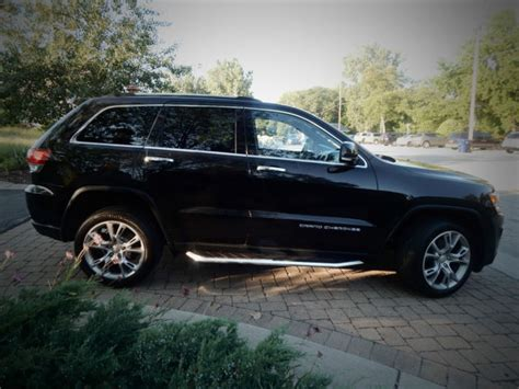toyota jeep black 2014 jeep grand cherokee limited edition black srt wheels