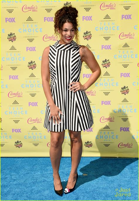 Get Jordin Sparkss Affordable And Chic Dress by Jordin Sparks Wears High Heels To Choice