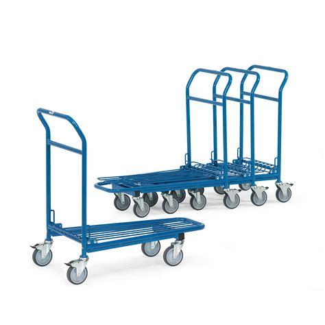 cc wagen kaufen einkaufswagen quot lagerwagen quot mit einfacher ladefl 228 che