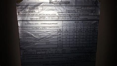 28 westinghouse fridge thermostat wiring diagram 45 wiring westinghouse fridge thermostat wiring diagram 45 wiring cheapraybanclubmaster Gallery