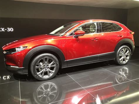 Mazda Cx 30 2020 by Why Is The New Mazda Cx 30 Called The Cx 30 Motor