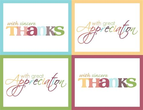 free printable thank you card templates practice thankfulness quot thank you card quot printable