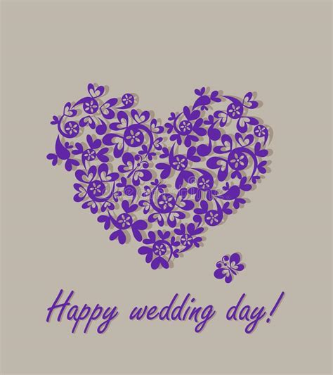 wedding day greeting card images happy wedding day greeting card with paper stock