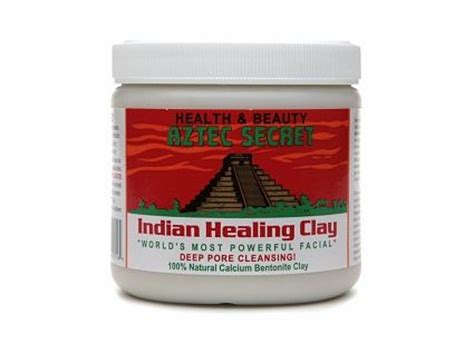 Benzonite Clay For Detox by Aztec Secret S Bentonite Clay Powerful Detox Treatment