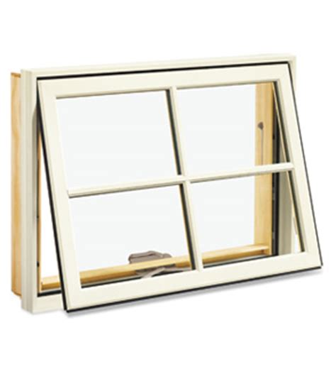Wood Awning Windows by Custom Wood Casement Awning Windows