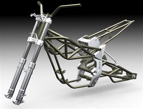 Design Motorbike Frame | motorcycle frame design motorcycle engines and