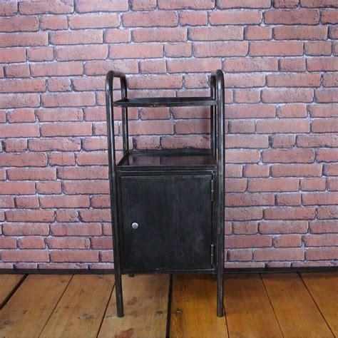 industrial bedside table bedside table industrial furniture t002 la boutique