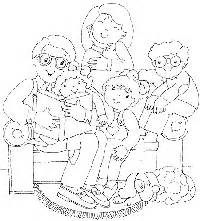 Family Home Evening Clipart by Lds Clipart Family Home Evening Clip