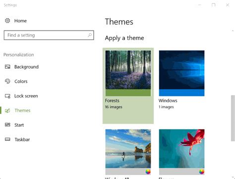 firefox themes store how to install windows 10 themes from store