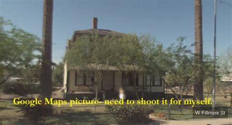Casa Grande Justice Court Search 1880 Judge Charles A Tweed House Arizona Century