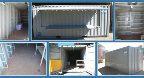 endeavor energy mobile workshop shipping containers  sale national depot network