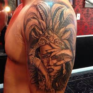 Warrior Woman Tattoo Pictures Images Photos Photobucket » Home Design 2017