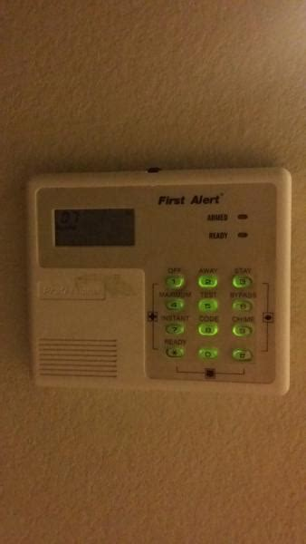 existing home alarm system doityourself community forums