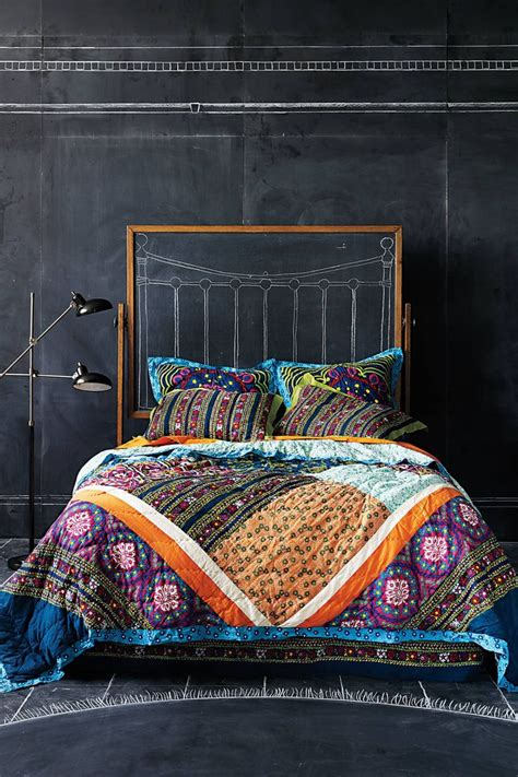 wildfield quilt anthropologie for the home
