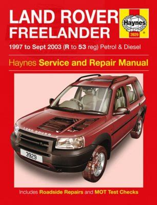 book repair manual 2000 land rover discovery windshield wipe control haynes freelander owners workshop manual brookwells land rover blog