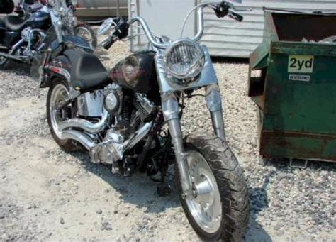 Harley Davidson Motorcycle Salvage by Motorcycles Denver Salvage Motorcycles