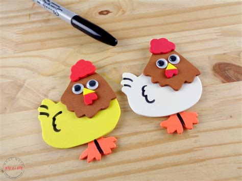 chicken crafts for letter of the week letter craft c is for chicken must