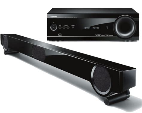yamaha surround home theater system gadgets matrix
