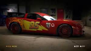 Lightning Car Paint Need For Speed Lightning Mcqueen Paint With