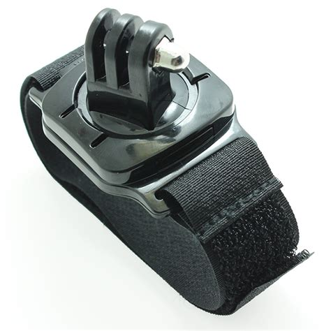 Velcro Mount unisex cool wrist velcro mount for go pro gopro